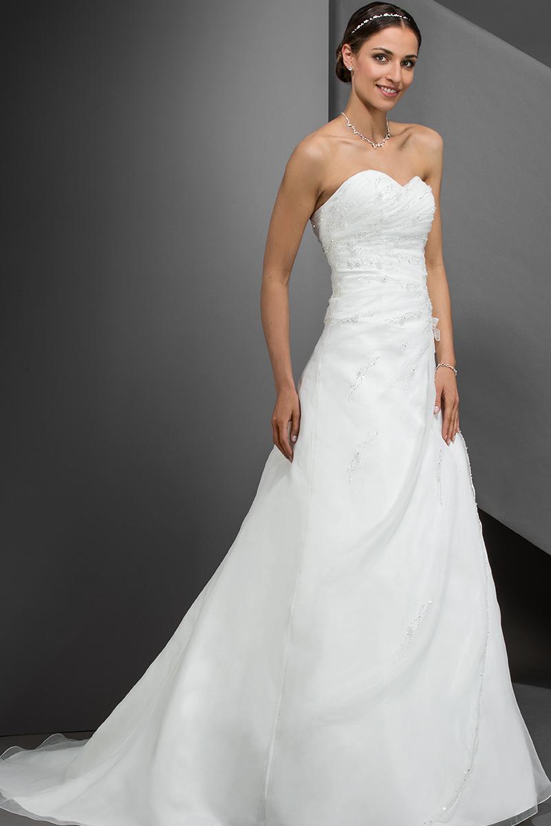 Elegante Brautkleider