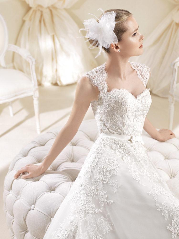 La Sposa Hochzeitskleider 2014 bei Adornia Brautmode in Siegburg