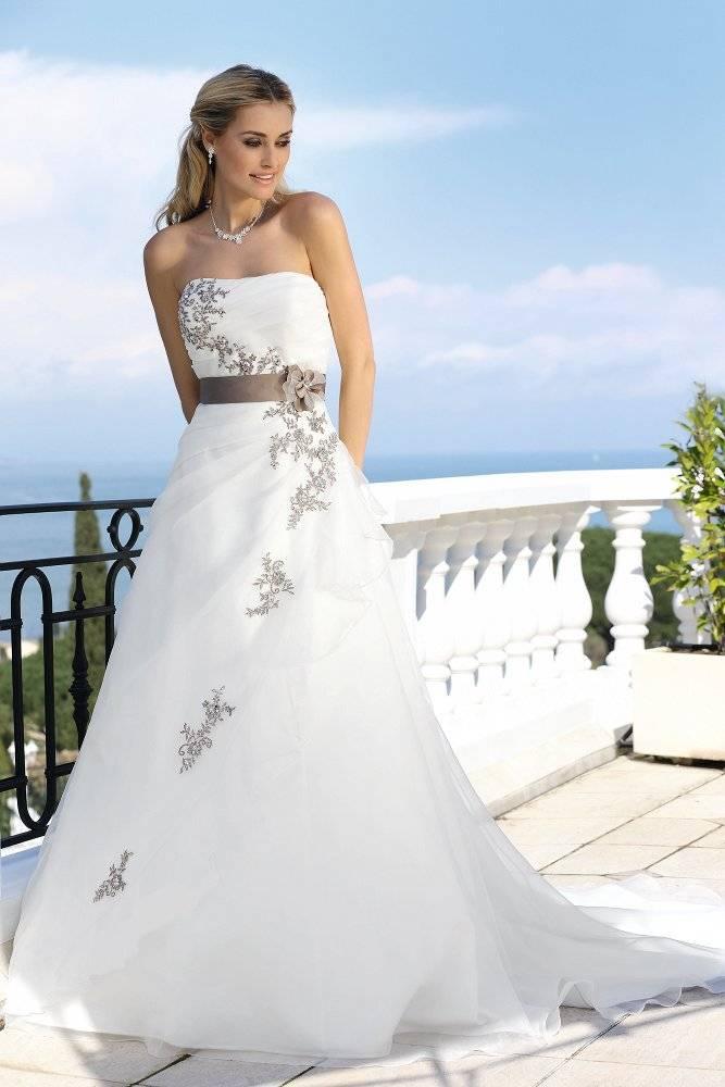 Nett Hochzeit Kleider 2014 Bilder - Brautkleider Ideen - cashingy.info