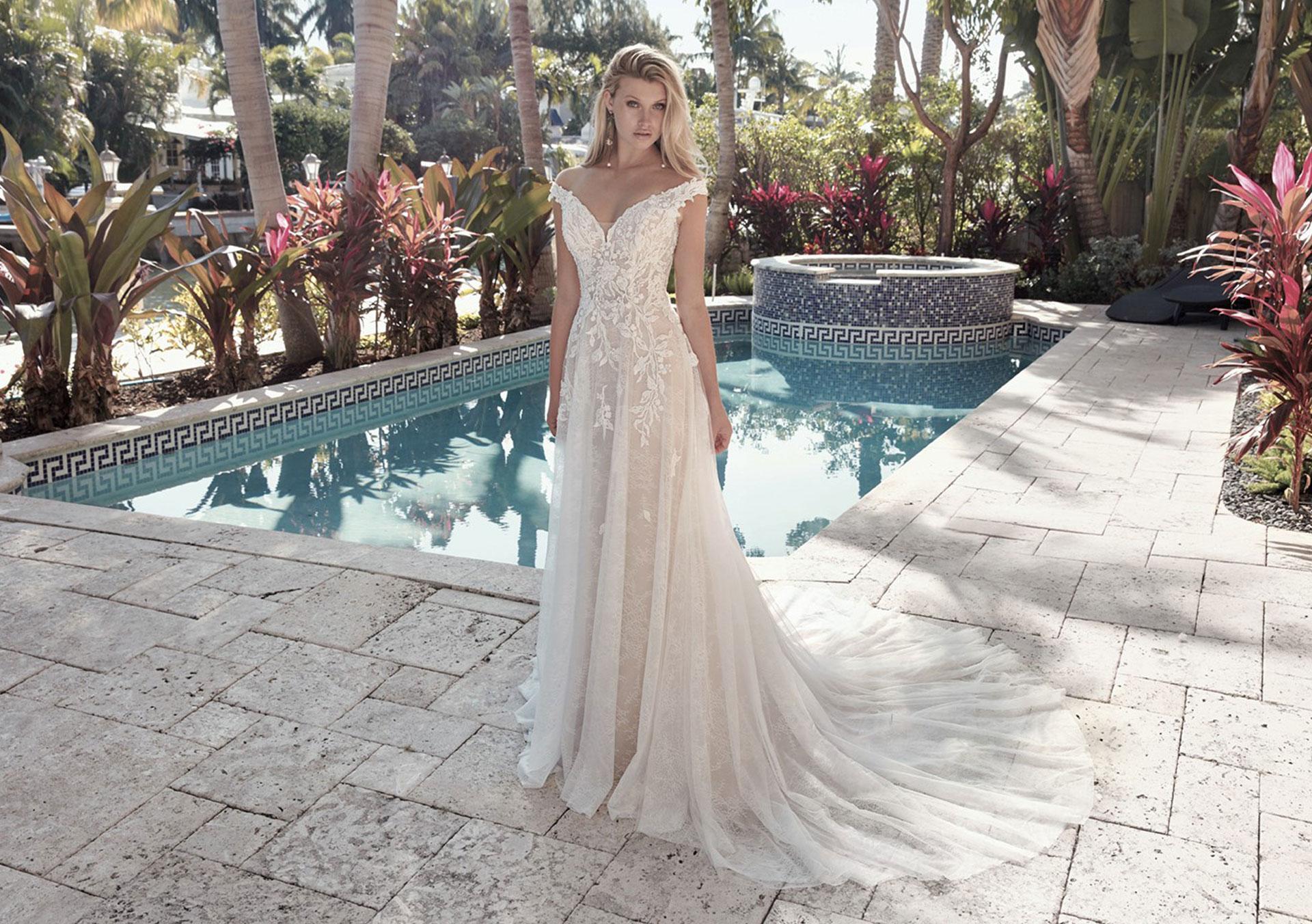 Vintage Brautkleid, Vintage Hochzeitskleid