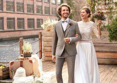 Hochzeitsanzüge für den Bräutigam in Siegburg Nähe Köln