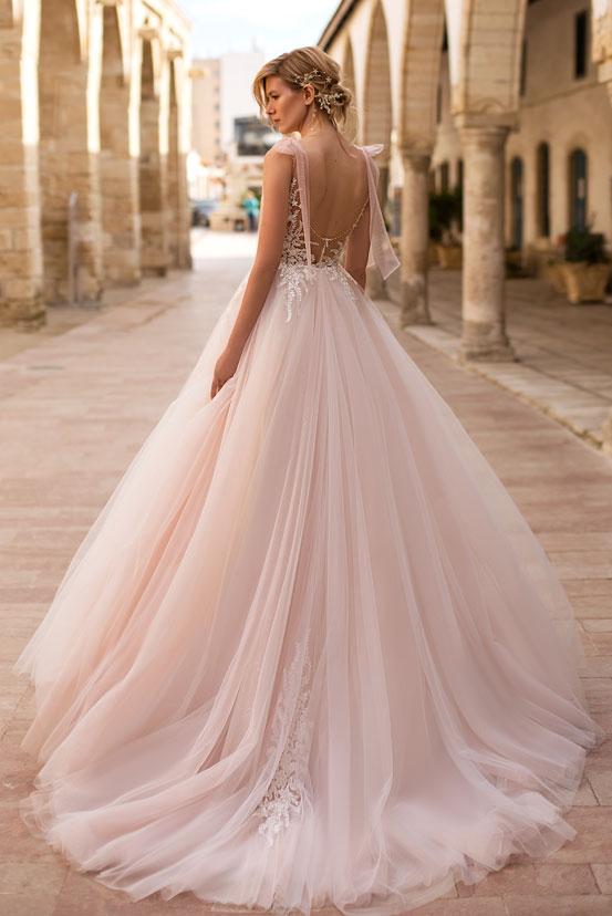Prinzessinnen Brautkleider Feminine Hochzeitskleider Im Duchesse Stil