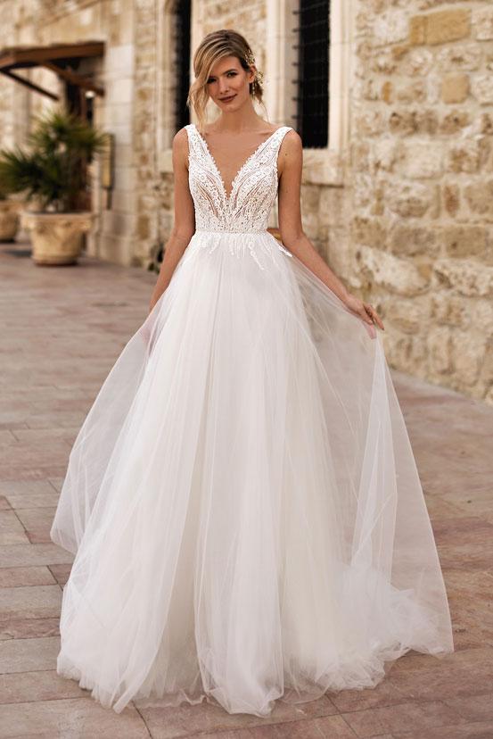 Glitzer tüll hochzeitskleider mit und Prinzessinnen Brautkleider
