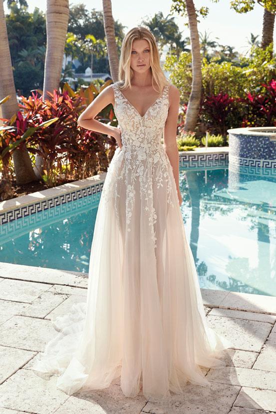 Hochzeitskleider standesamt spitze