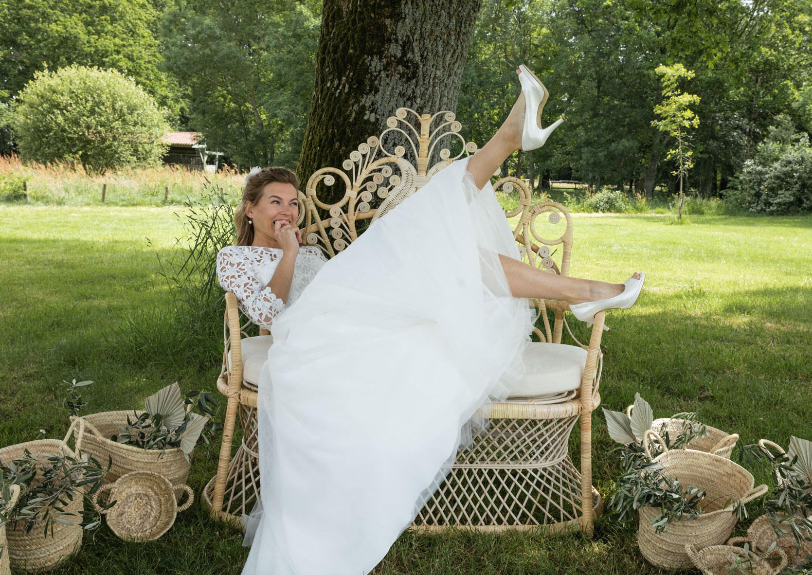 kurze Brautkleider 2020 - A Linie Kleid weiß kurz