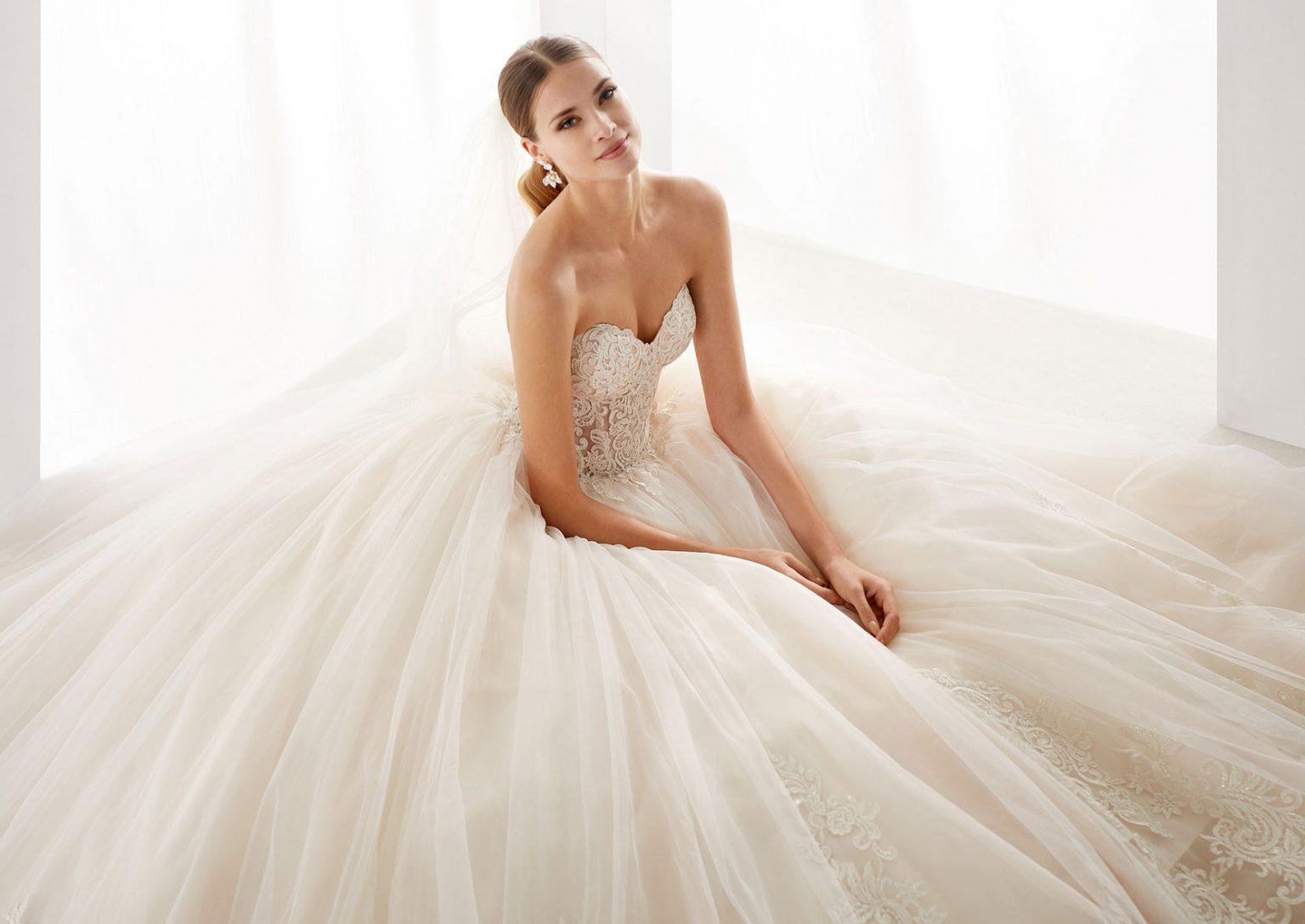 Hochzeitskleid-Kerpen