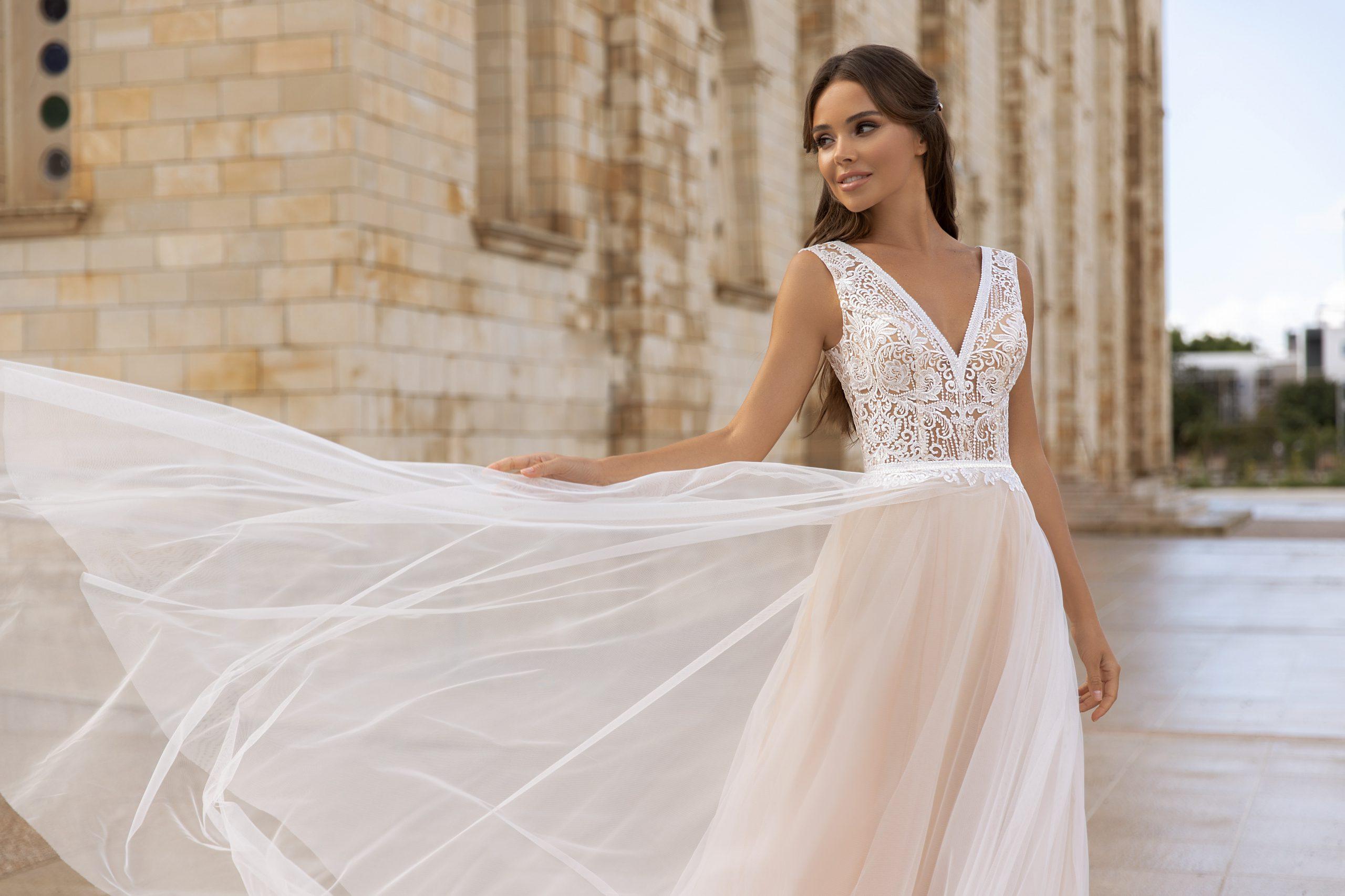 Brautkleider Vintage  Hochzeitskleider im Hippe  BoHo  Gipsy Look